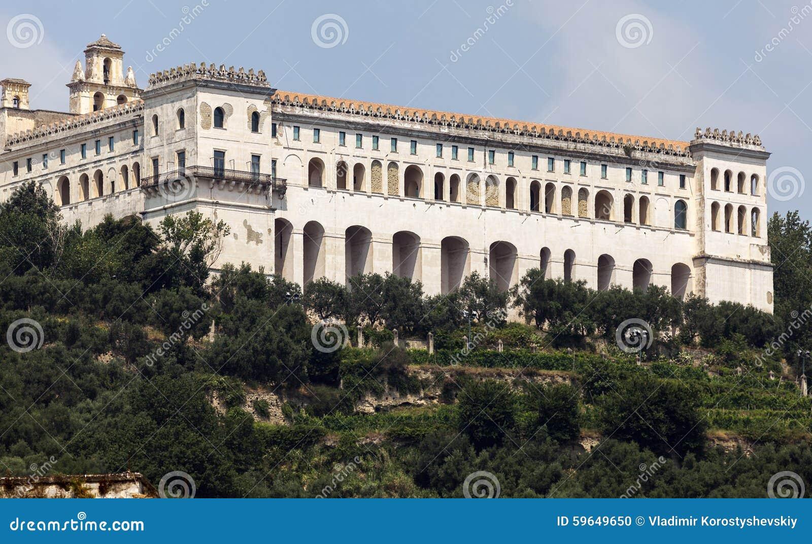 Certosa Di San Martino In Naples Italy Stock Photo Image Of Landmark Christianity 59649650