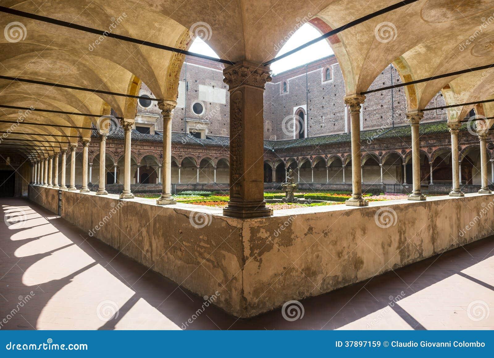 Certosadi Pavia, klooster