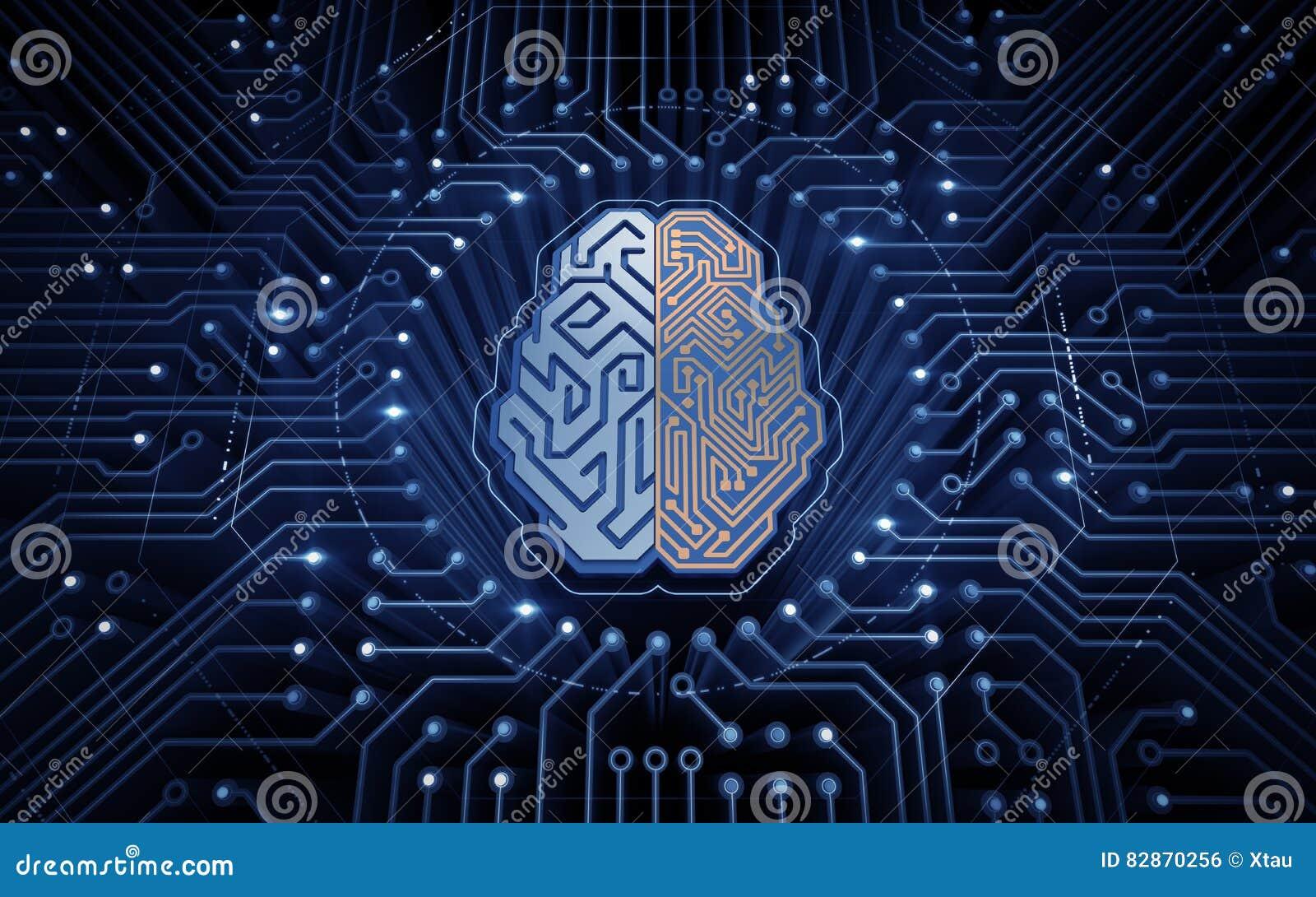 Cerveau cybernétique