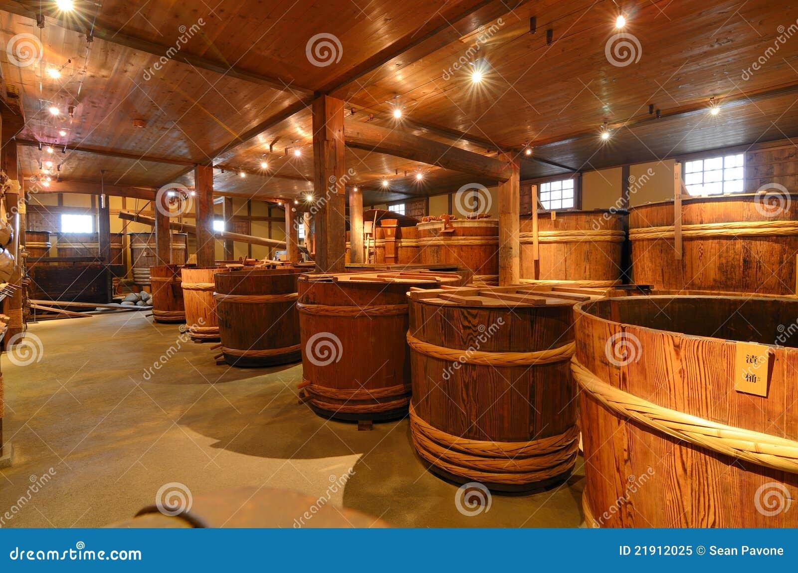 Cervecería del motivo