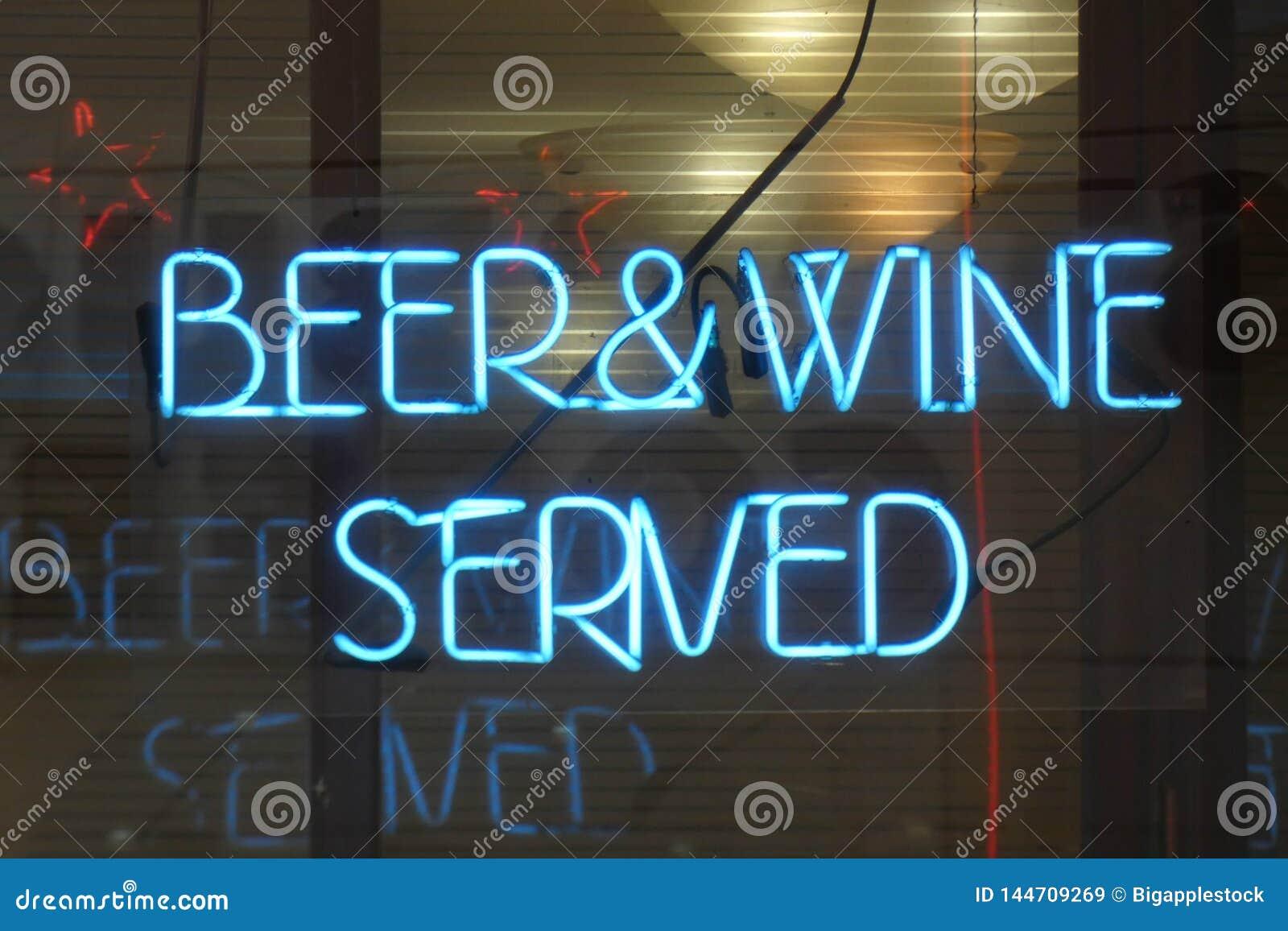 Cerveja e vinho