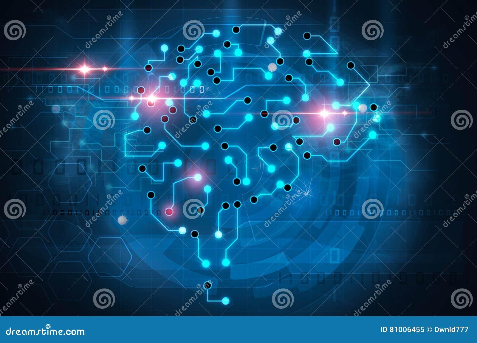 Cervello di intelligenza artificiale