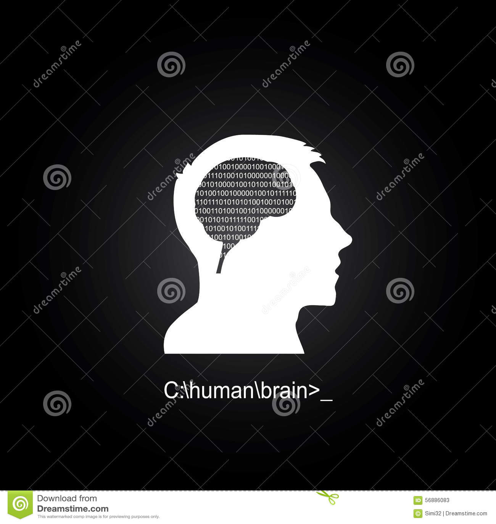 Cervello umano come computer