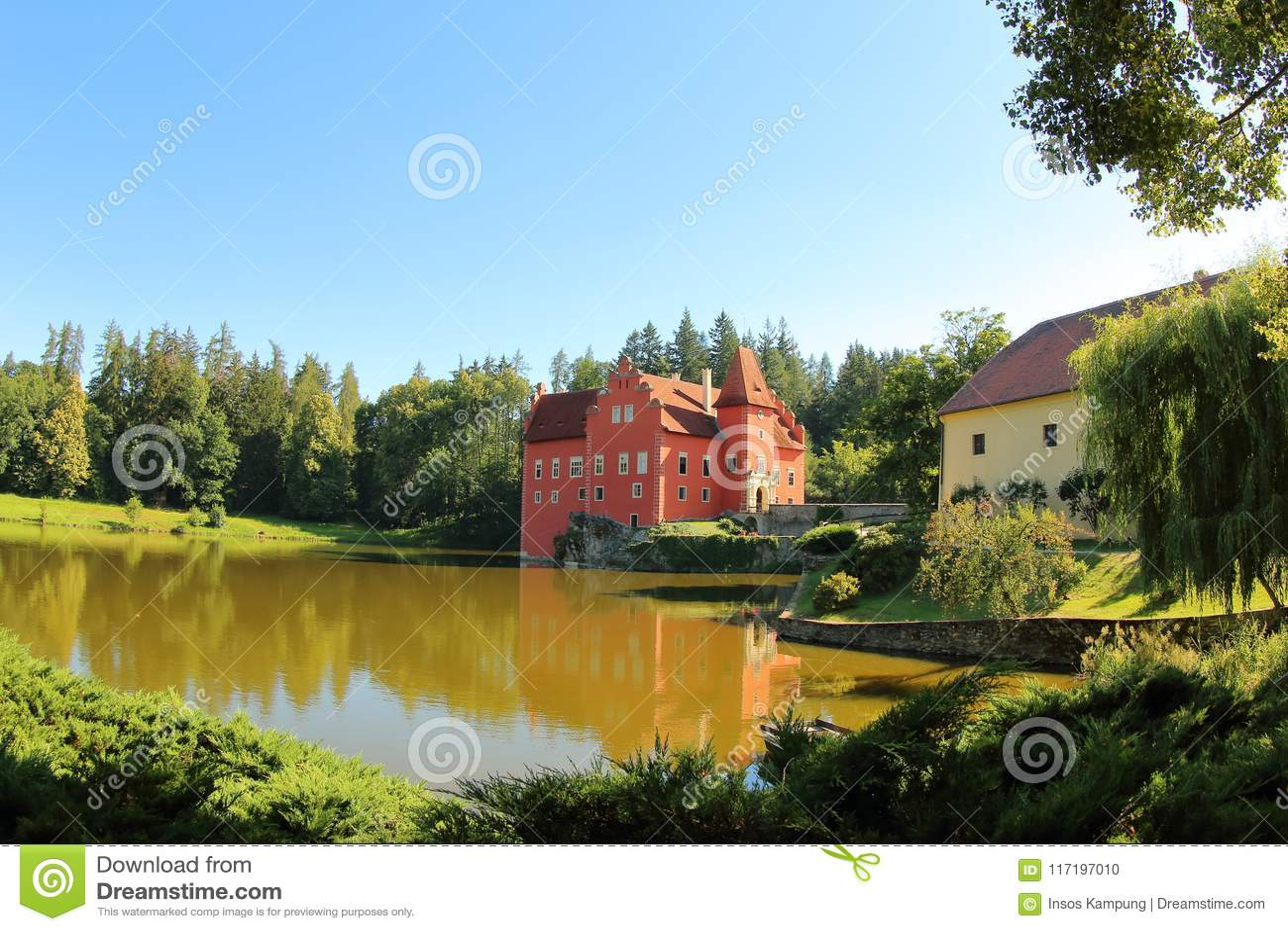Cervena Lhota, Czech Republic