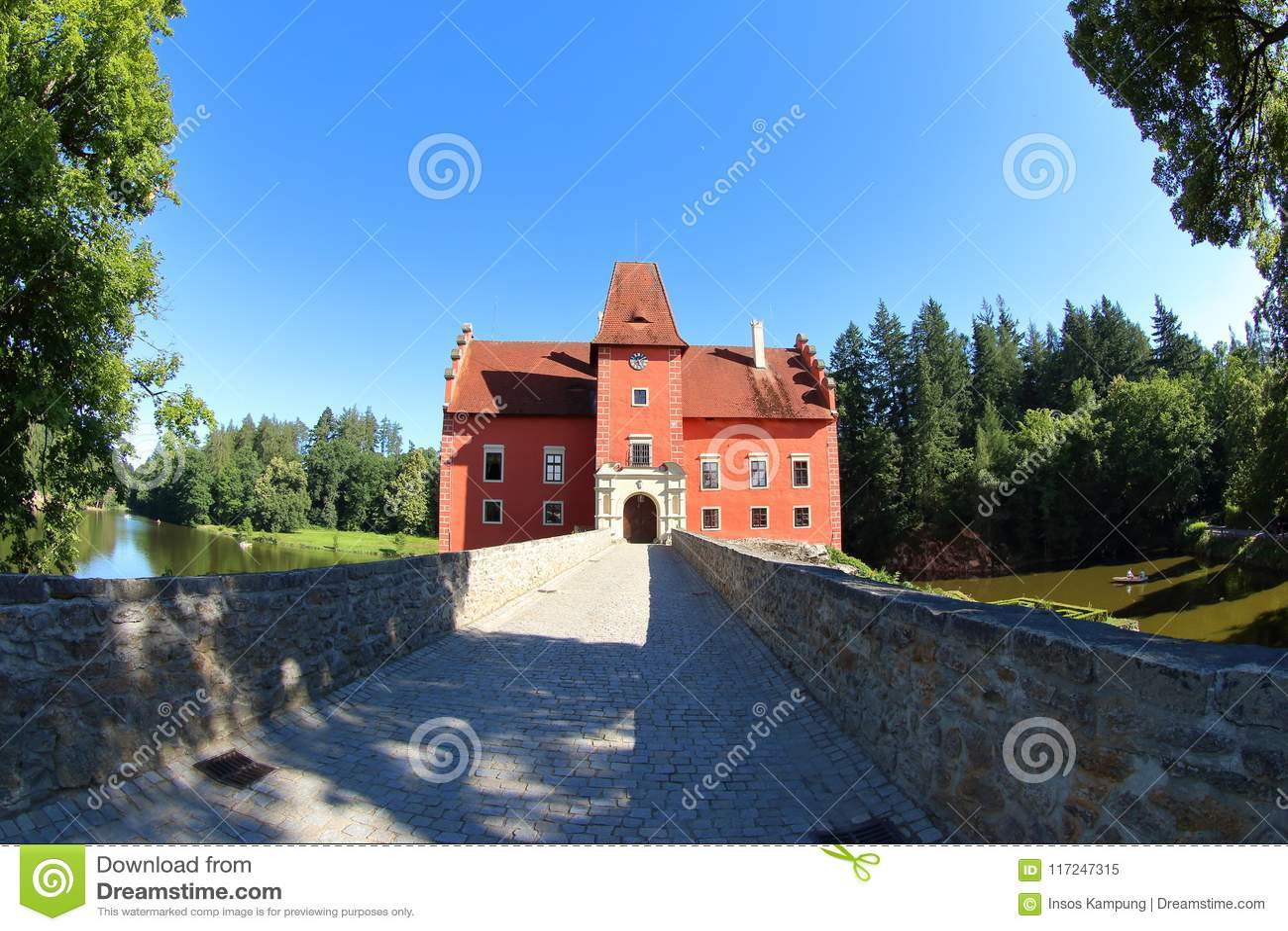 Cervena Lhota, Tsjechische Republiek