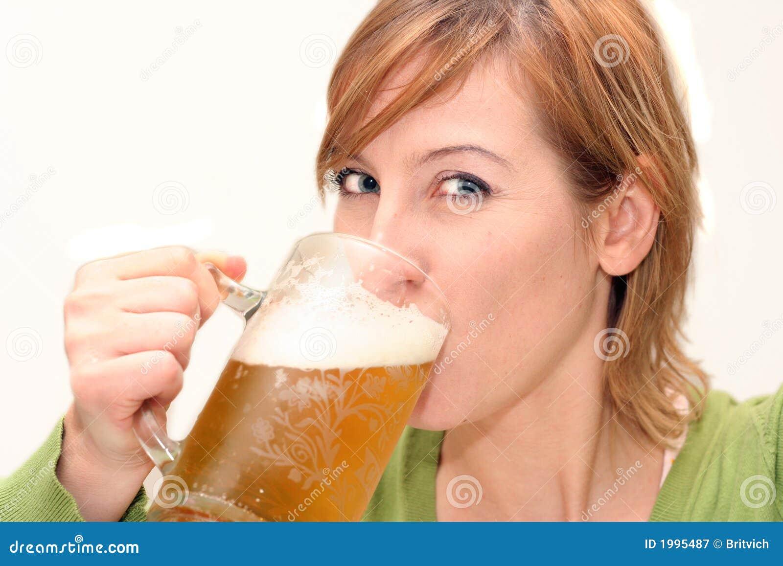 Cerveza de consumición feliz