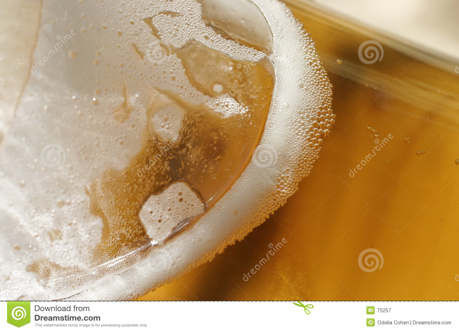 Cerveza - fondo