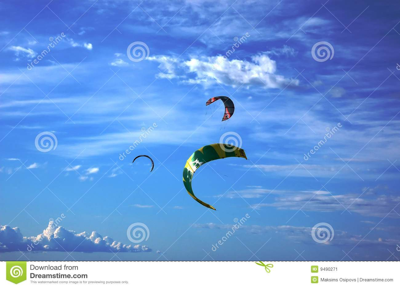 Cervi volanti nei cieli