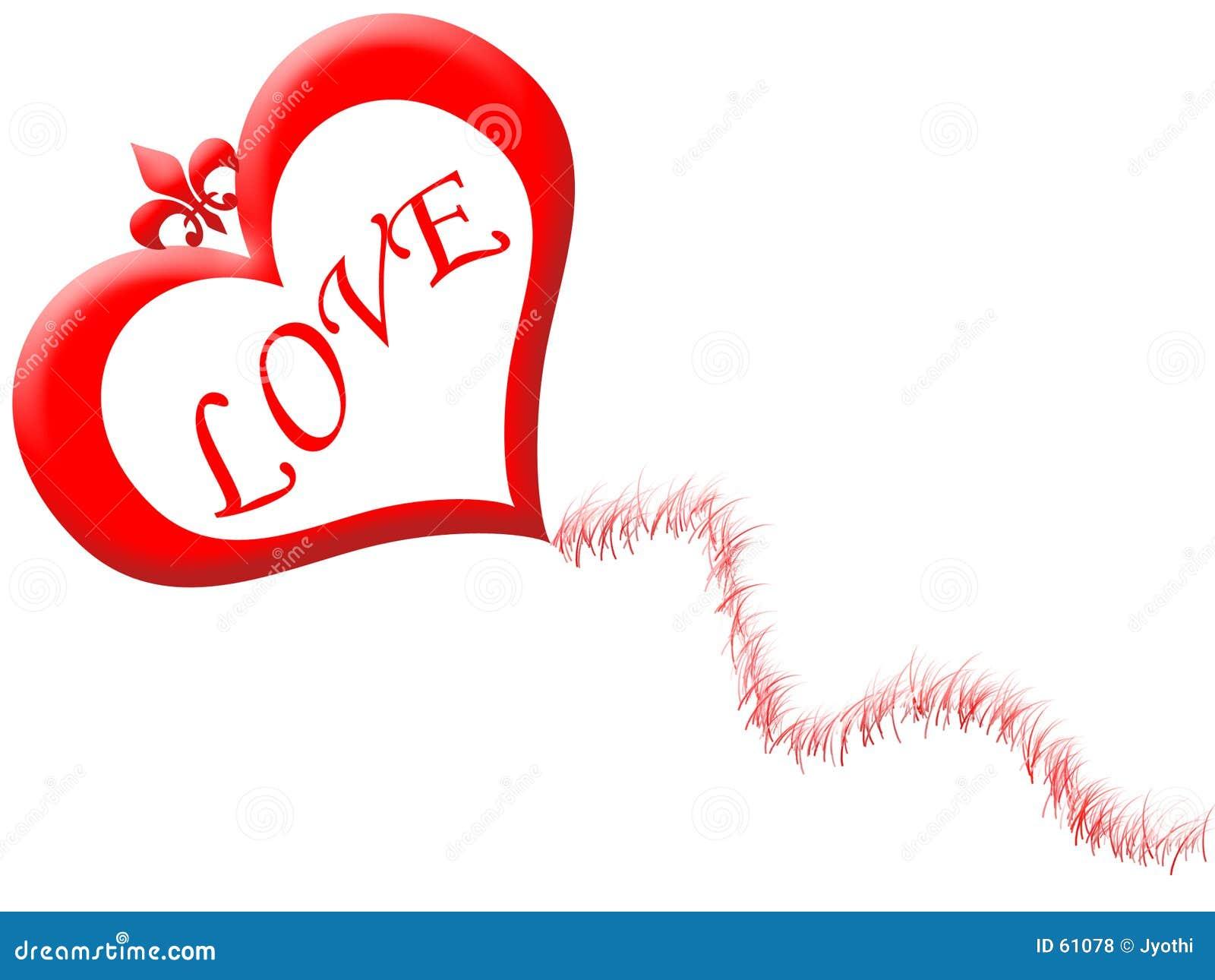 Cervo volante di amore