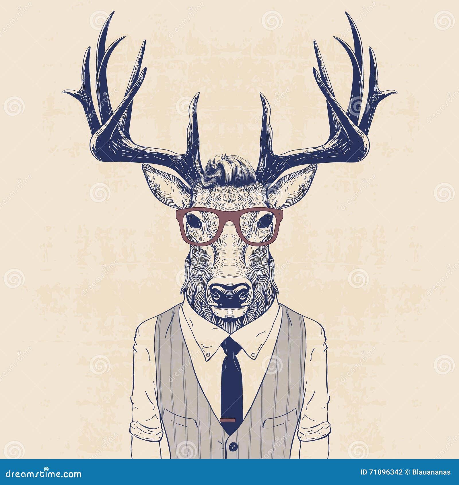 Cervos do negócio