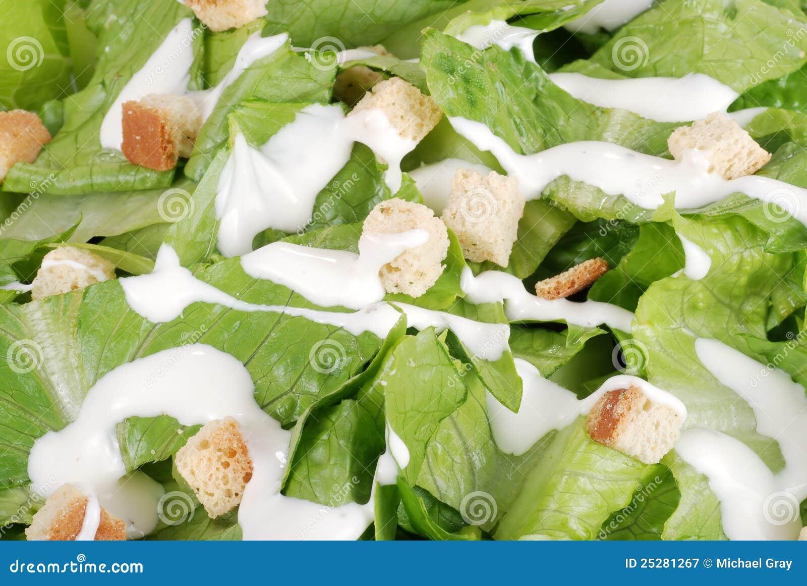 Cesar μακρο σαλάτα
