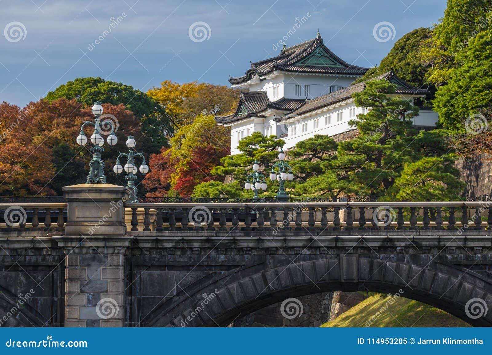 Cesarski pałac Tokyo