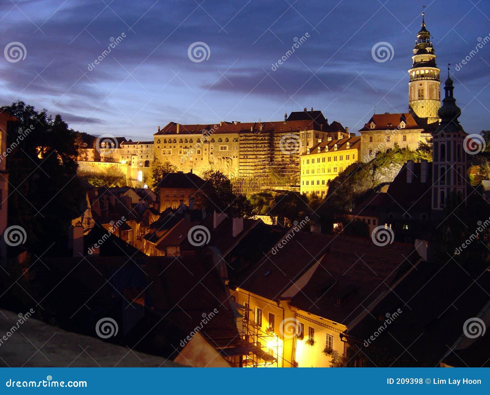 Cesky τσεχική δημοκρατία krumlov