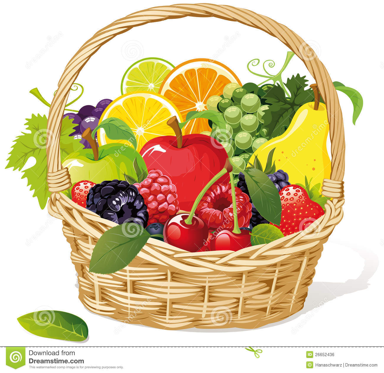 Healthy Foods Pictures To Color