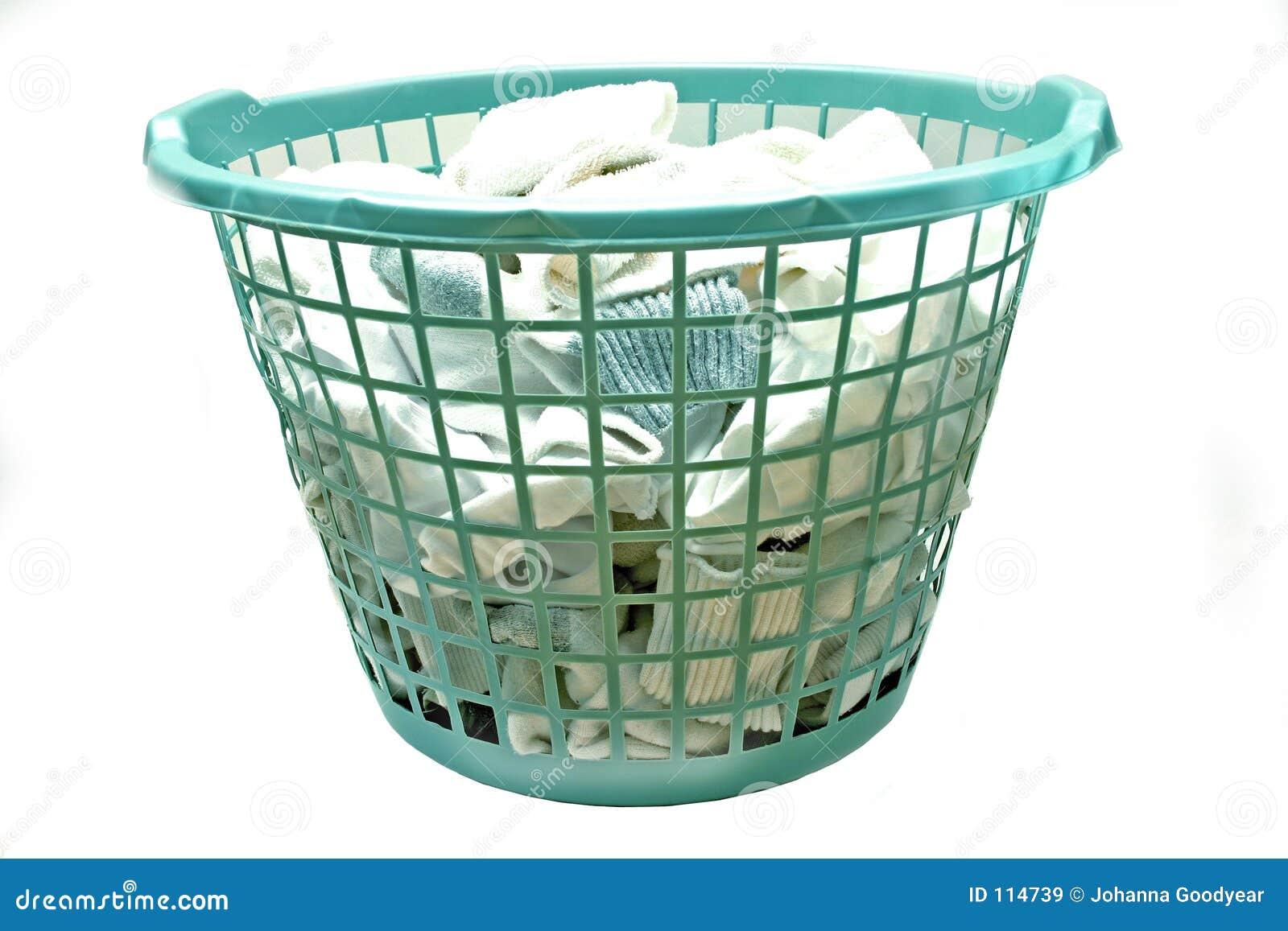 Cesta de lavanderia