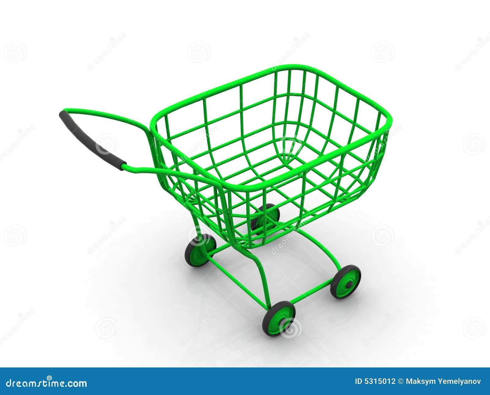 Download Cestino Del Consumatore. 3d Illustrazione di Stock - Illustrazione di alimento, deposito: 5315012