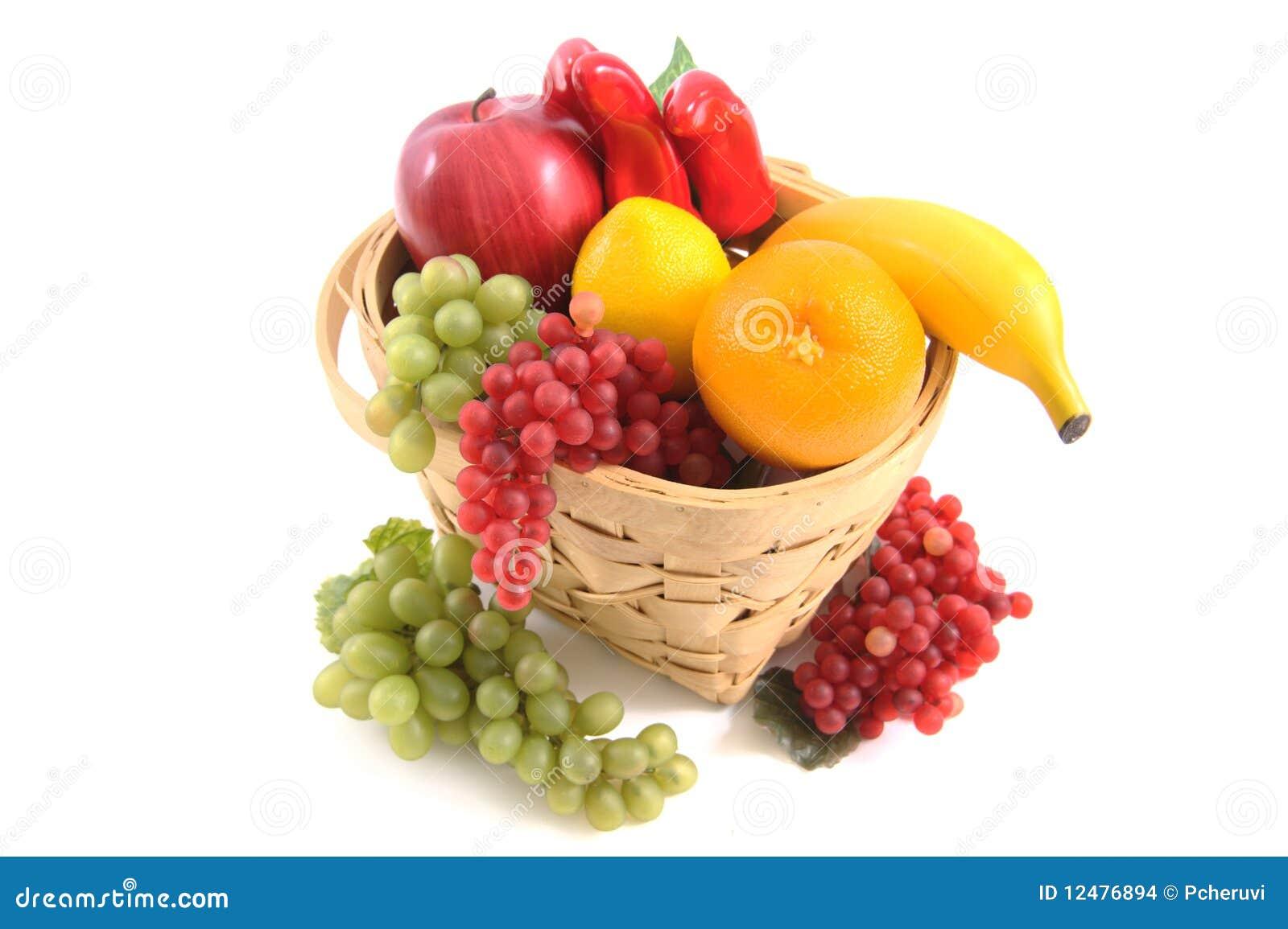 Cestino di frutta