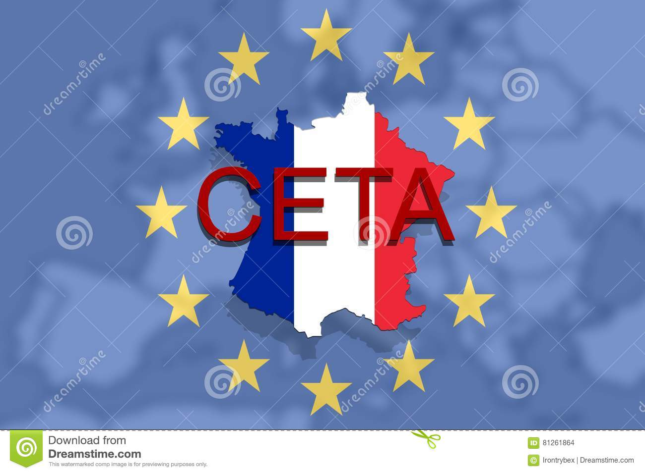 Ceta Comprehensive Economic And Trade Agreement On Euro Union And