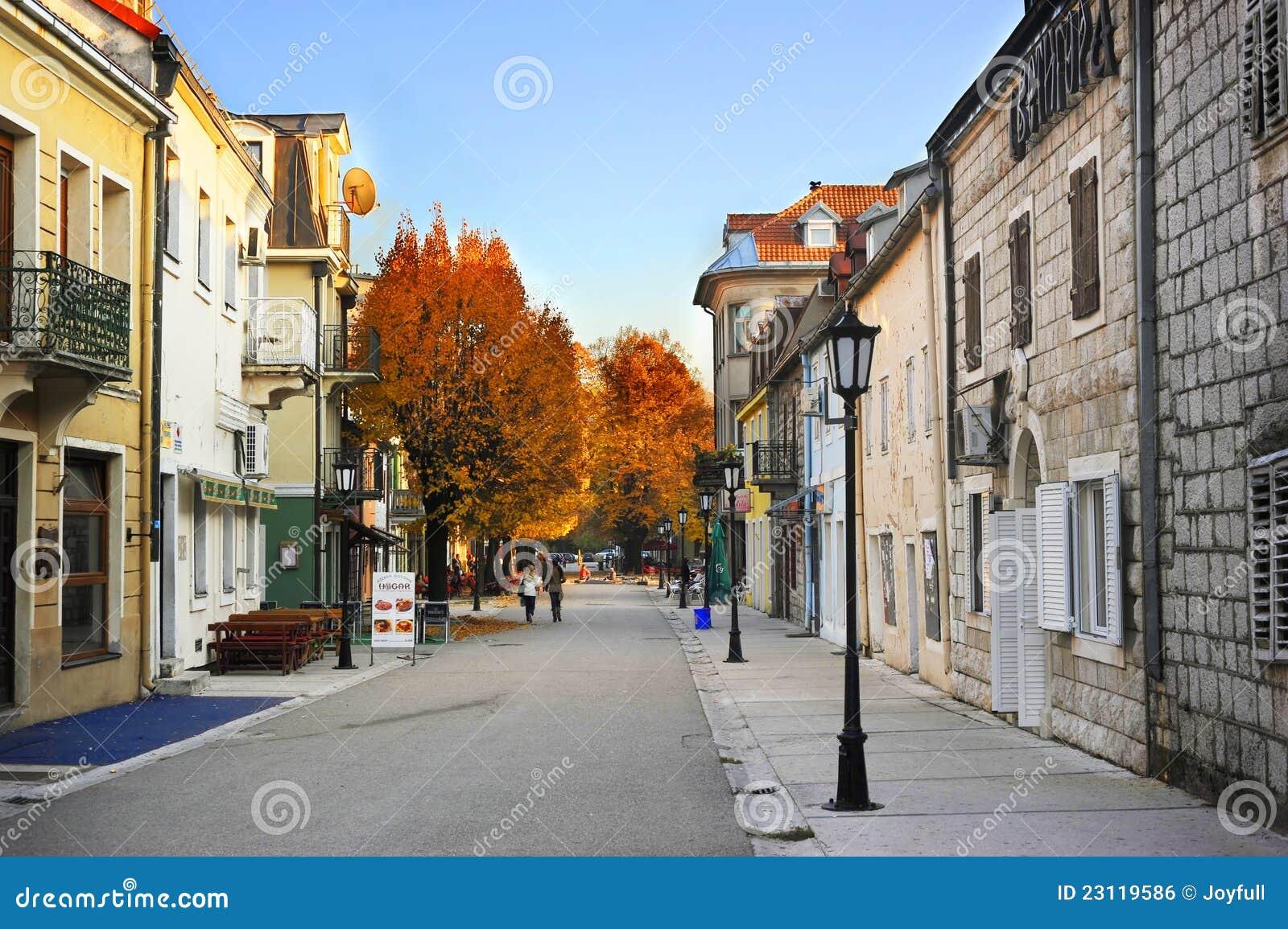 Cetinje οδός