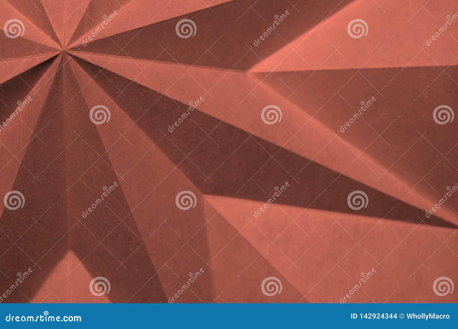 Cette image est une fin en hausse de papier pli?