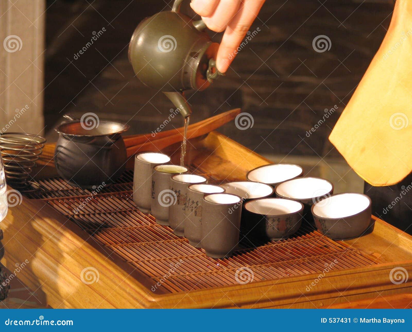 Chá chinês