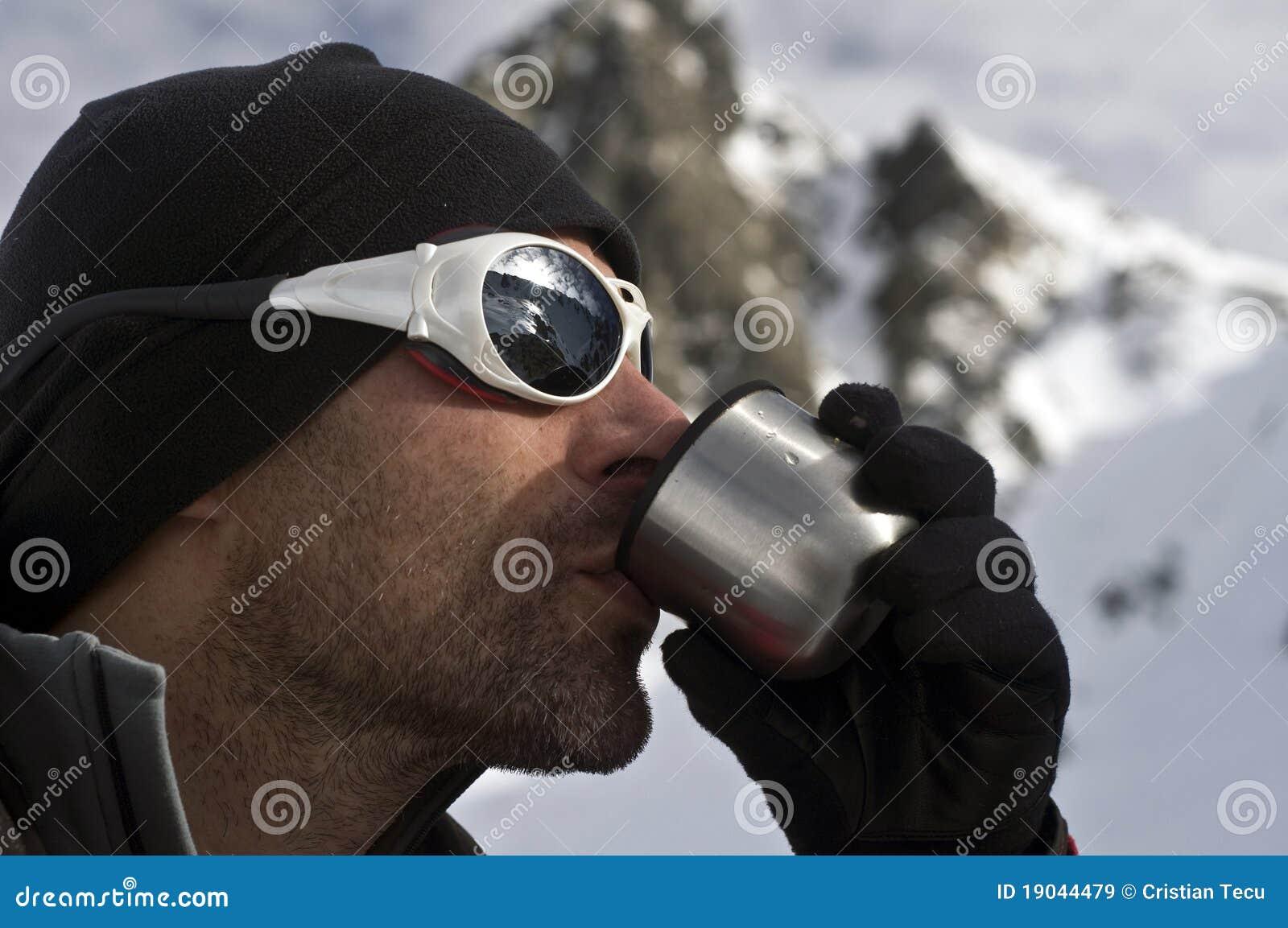 Chá para o montanhista