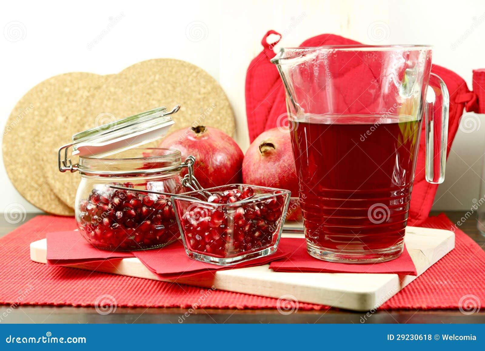 Download Chá quente da romã foto de stock. Imagem de saúde, horizontal - 29230618