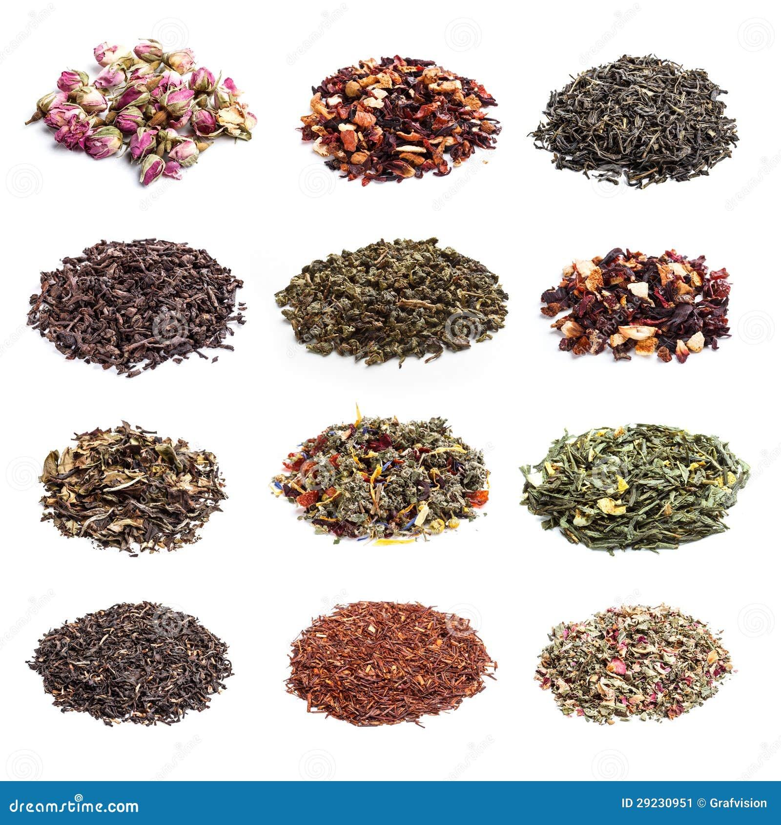 Download Chá seco imagem de stock. Imagem de closeup, antioxidant - 29230951