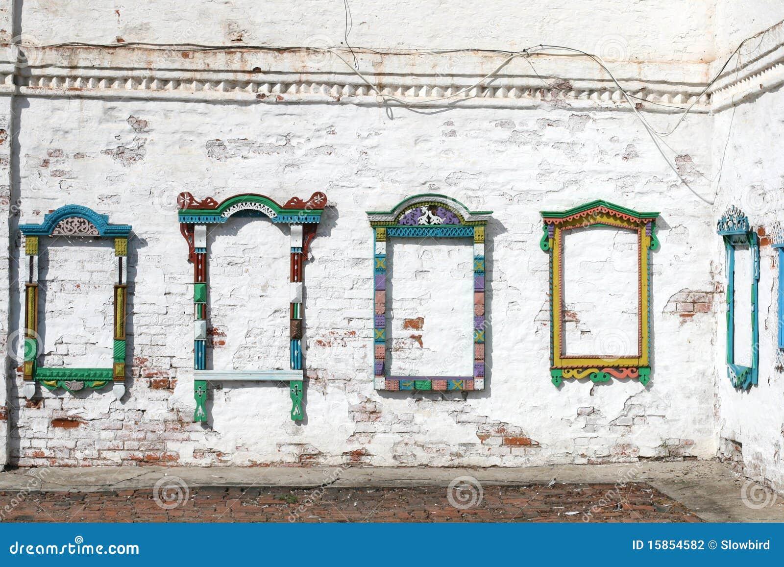 Ch ssis de fen tre photographie stock image 15854582 for Chassis de fenetre