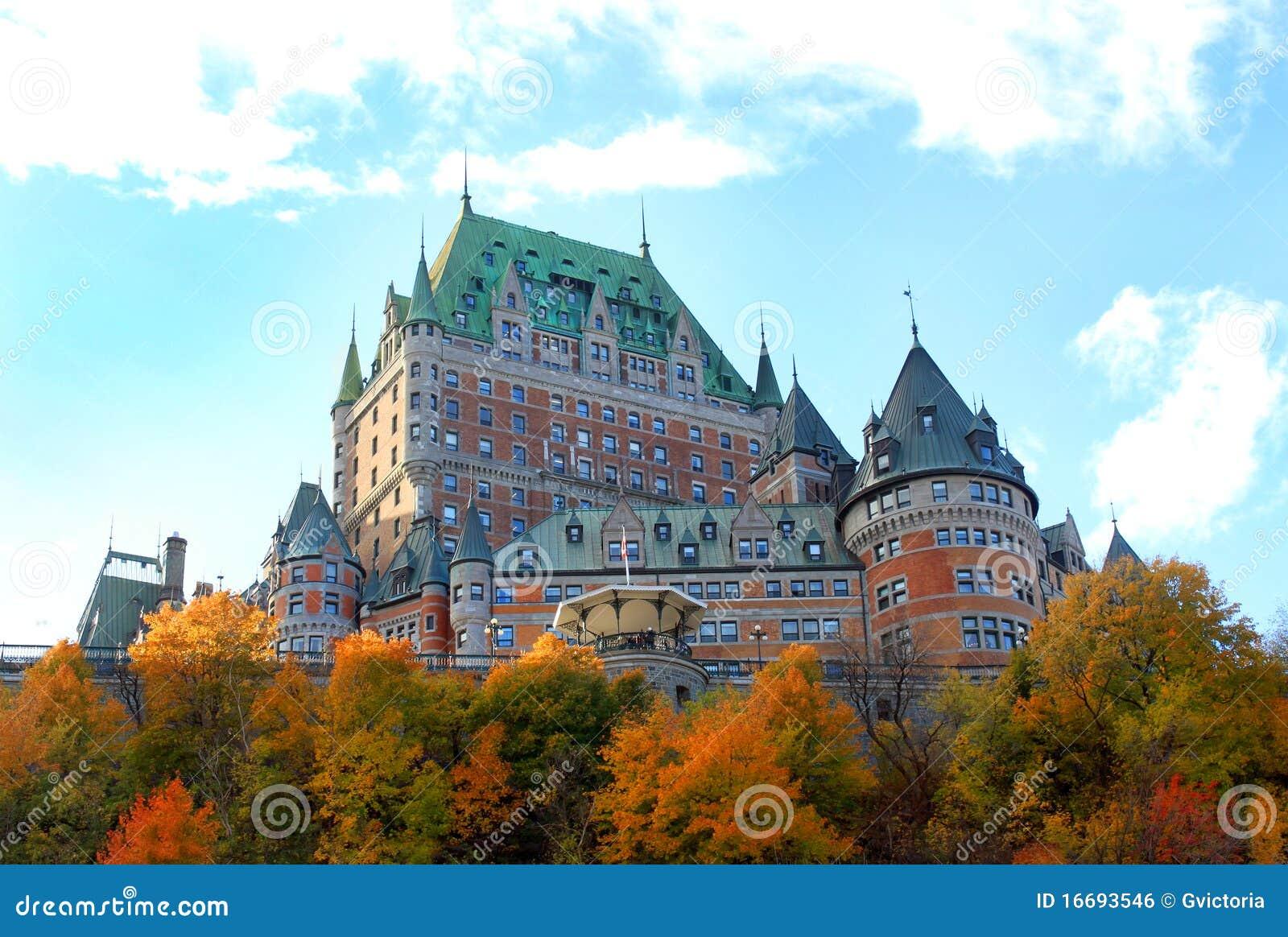 Château à Quebec City, Canada