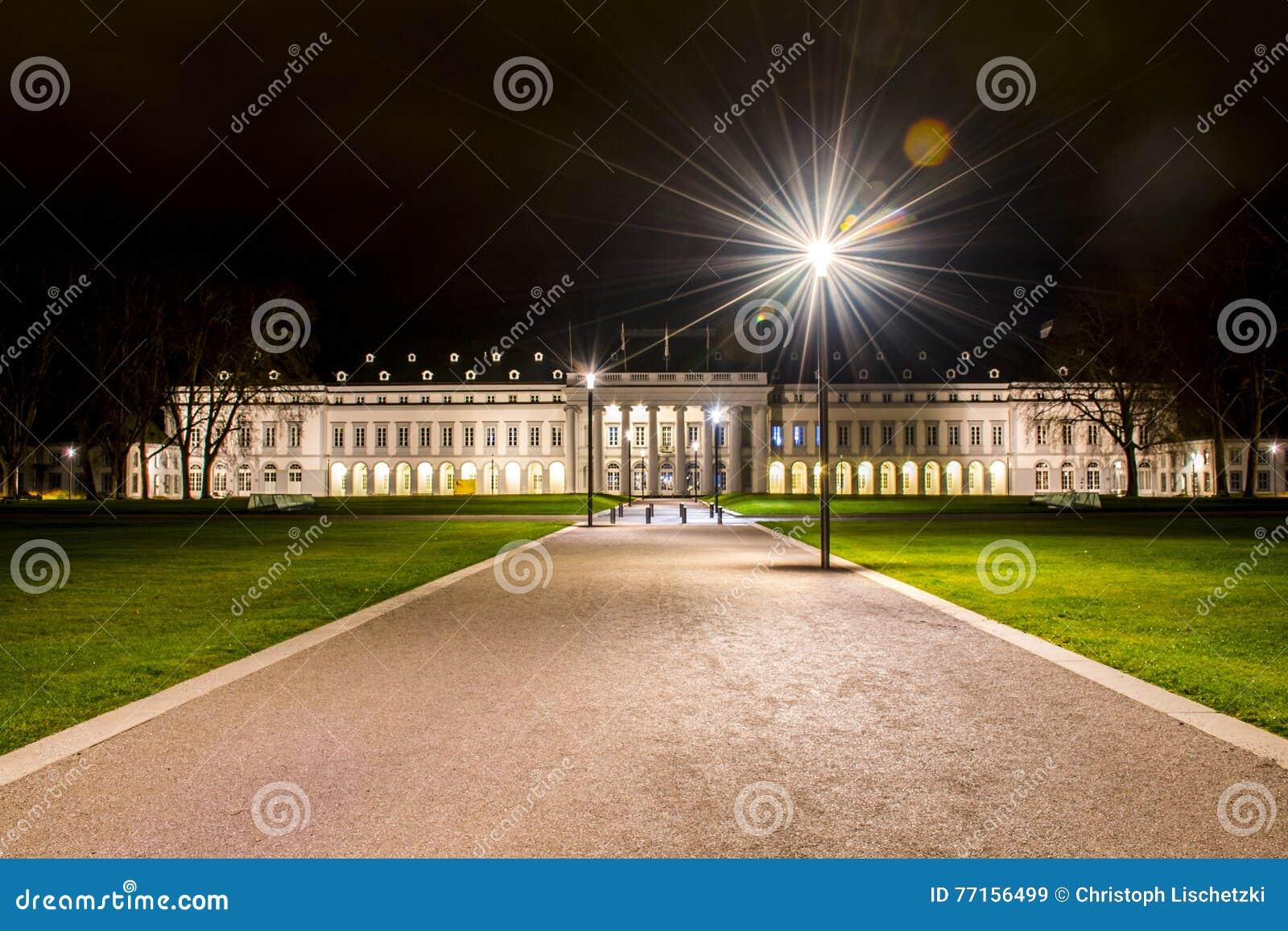 Château allemand historique de l Allemagne de ville de Coblence