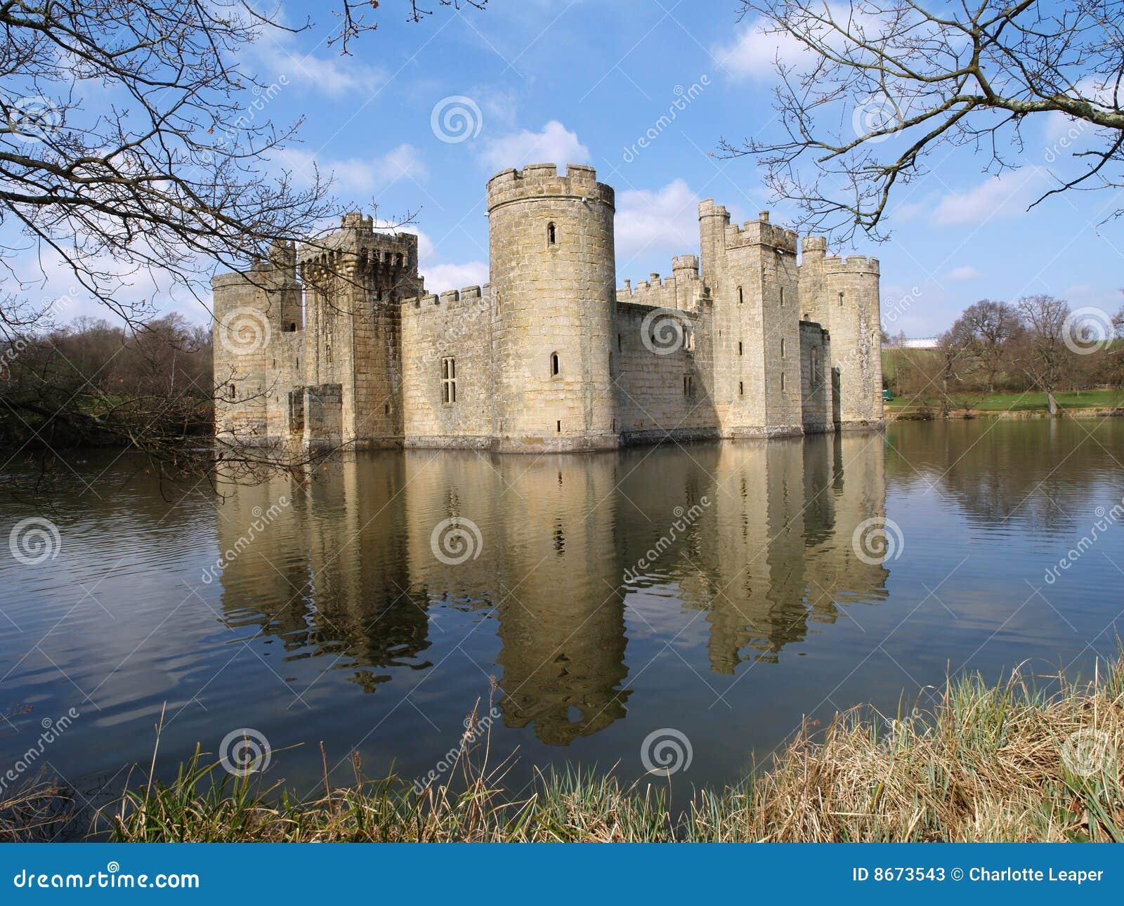 Château Angleterre de bodiam