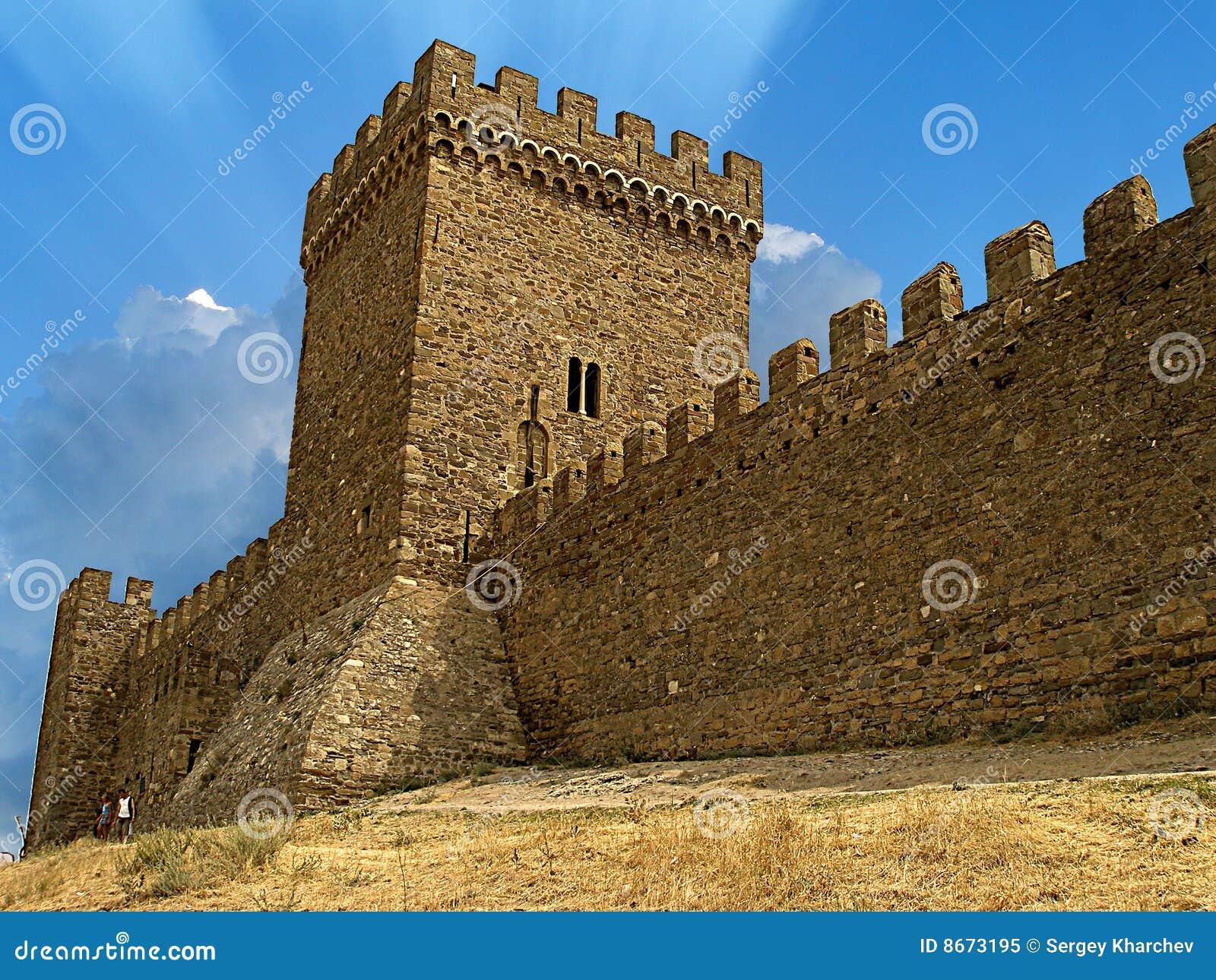 Château Crimée vieille