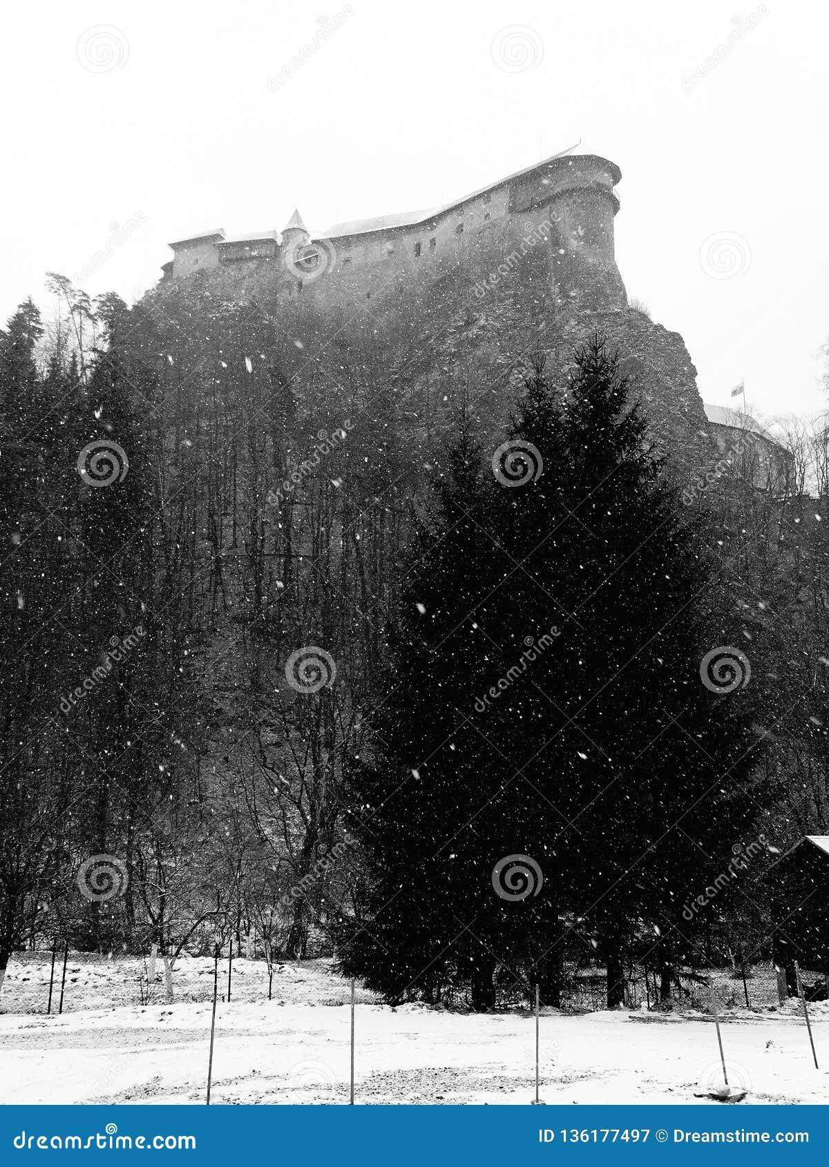 Château d Orava d hiver