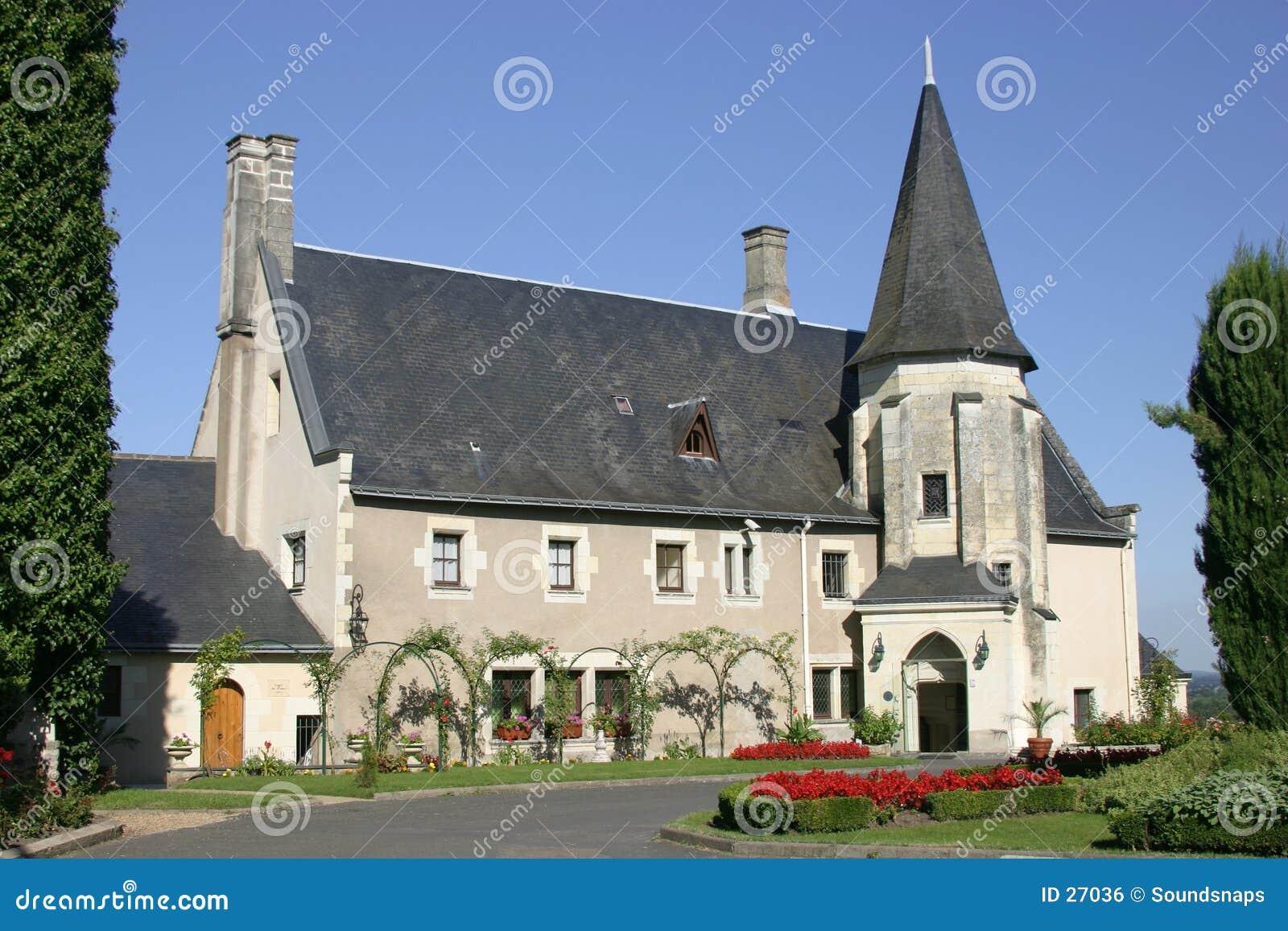 Château dans le Loire