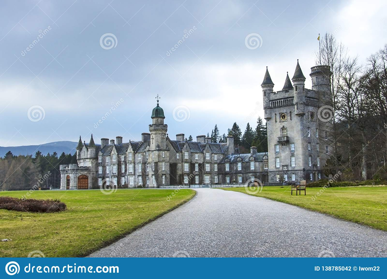 Château de Balmoral Aberdeenshire, Ecosse, R-U