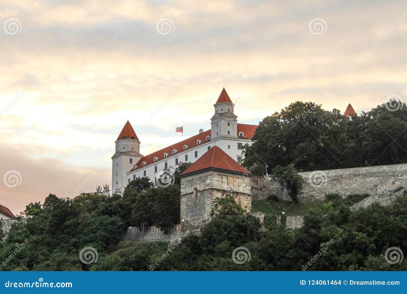 Château de Bratislava, Slovaquie
