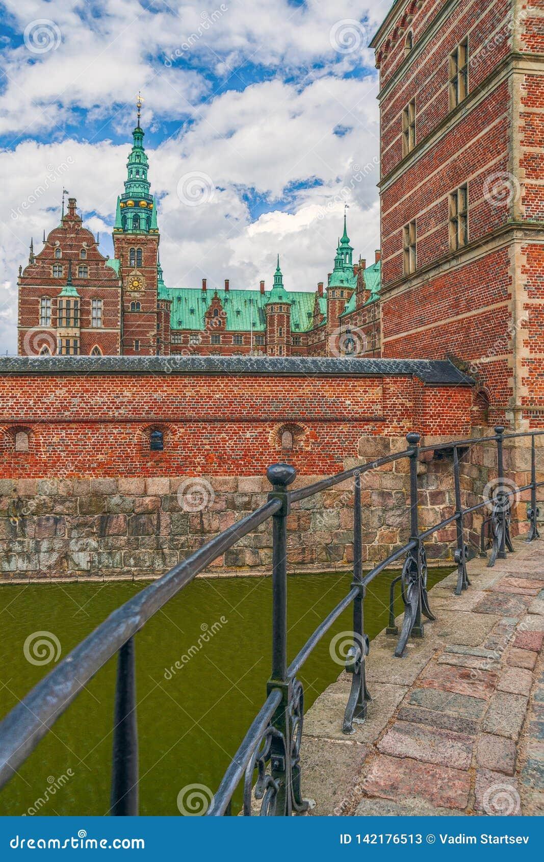 Château de Frederiksborg, Danemark Hillerod Île de la Zélande denmark
