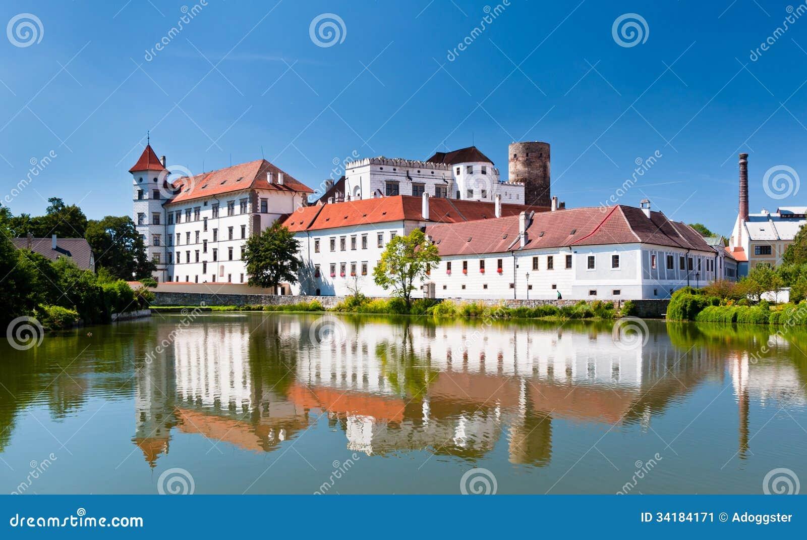 Château de Jindrichuv Hradec