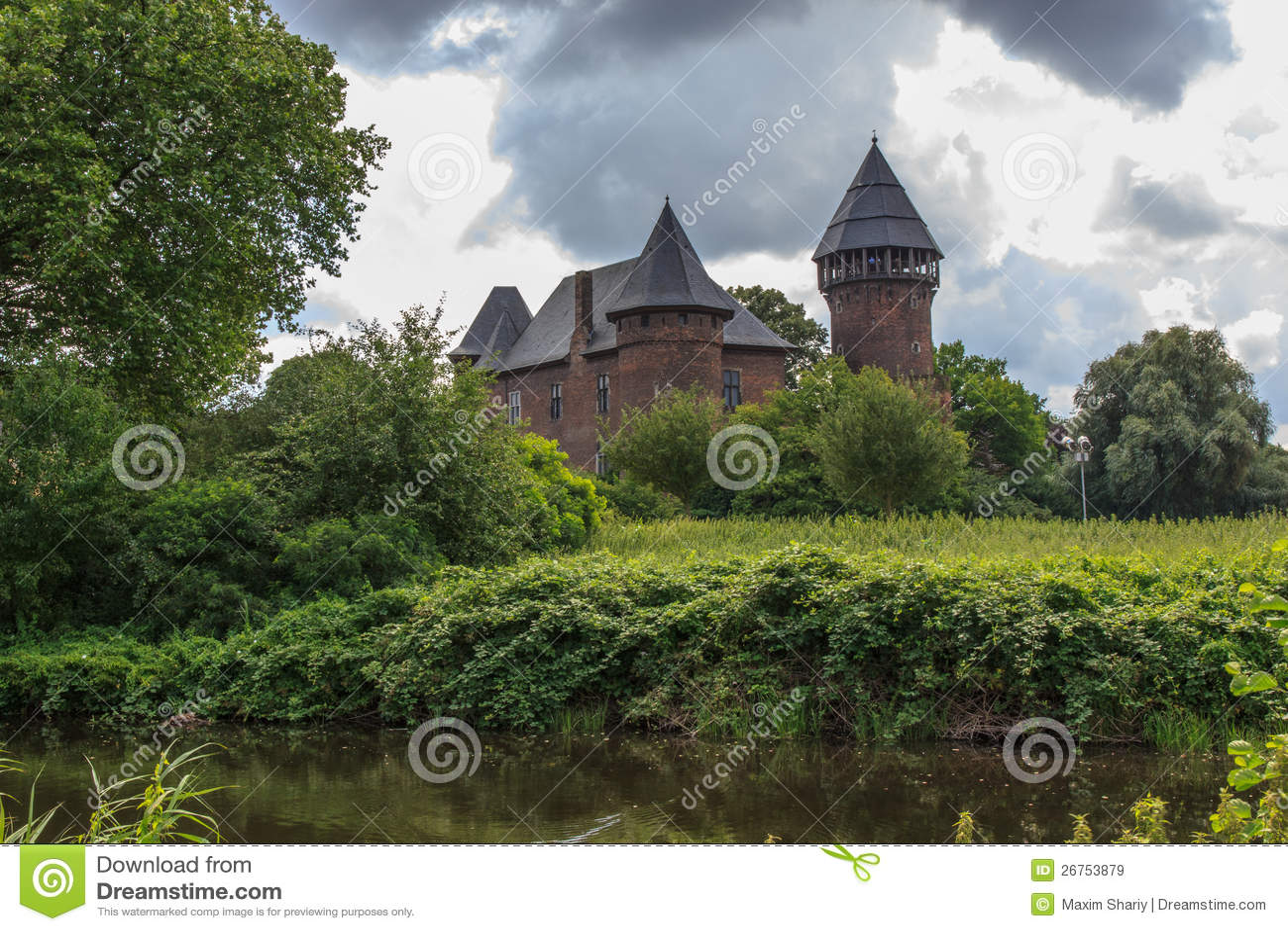 Château de Linn de Burg