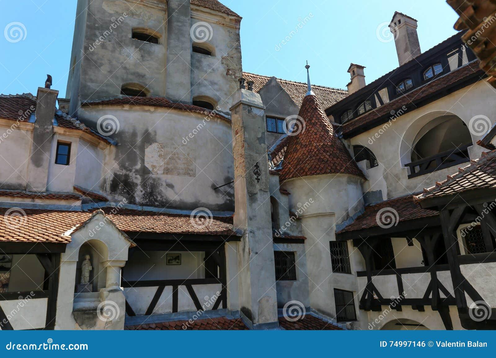 Château de son - détails de château de Dracula s