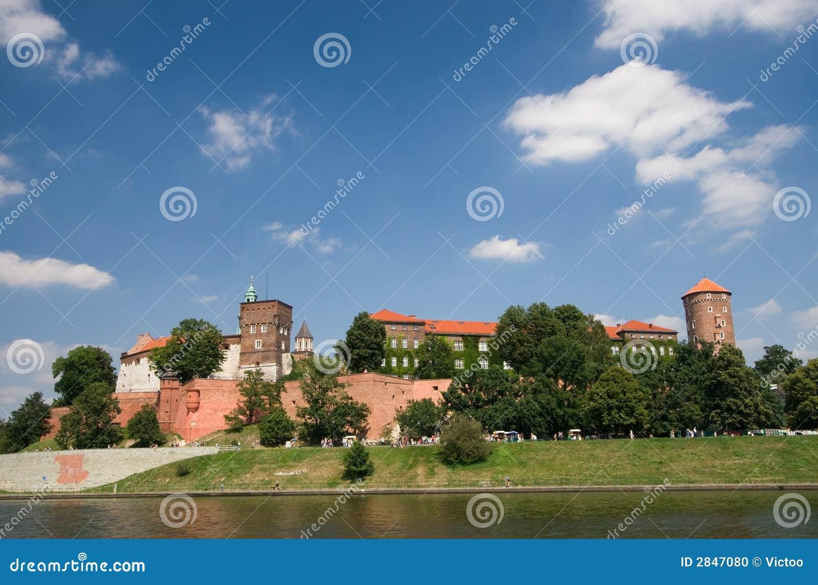Château de Wawel à Cracovie, Pologne