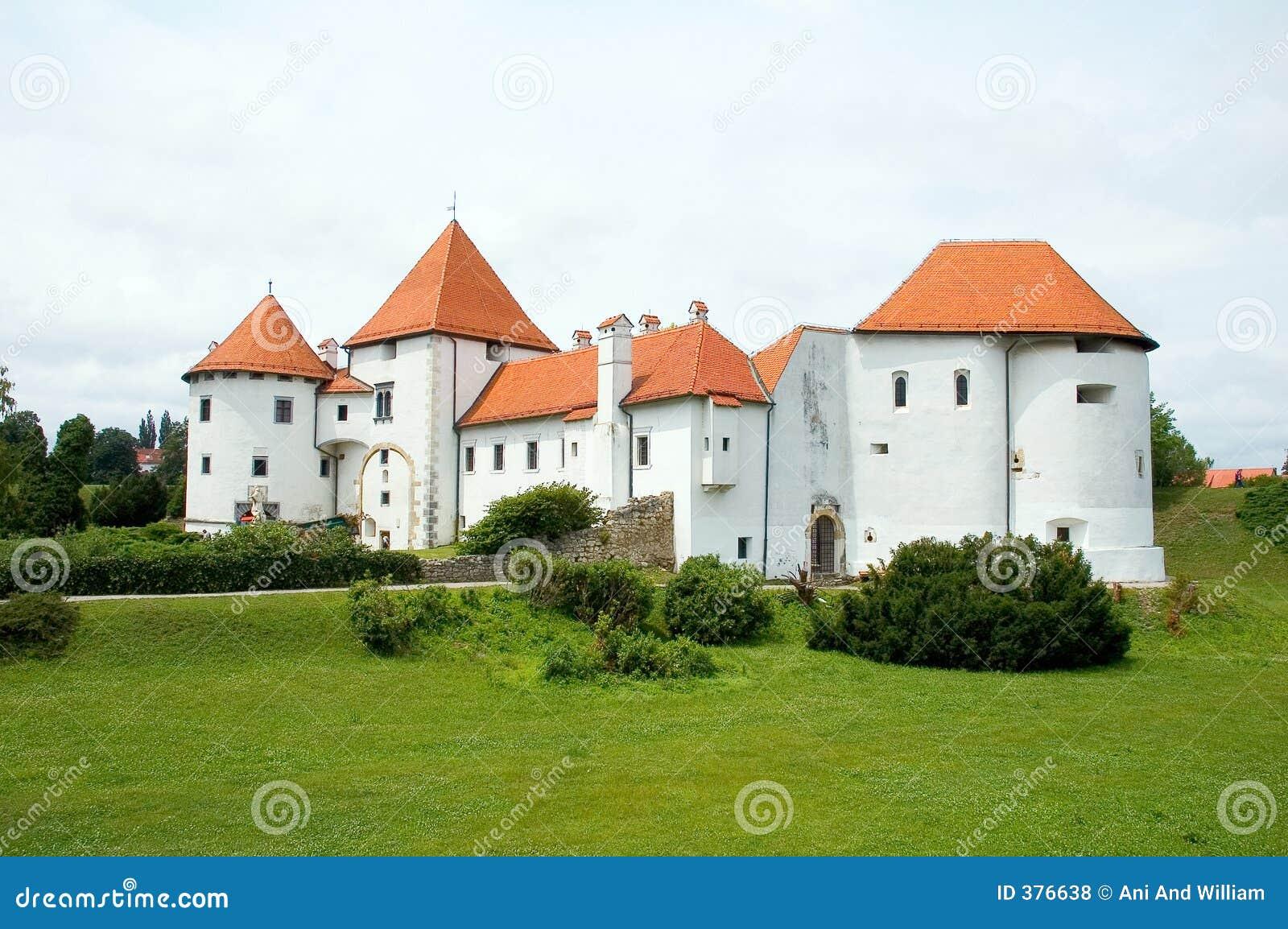 Château en Croatie 1