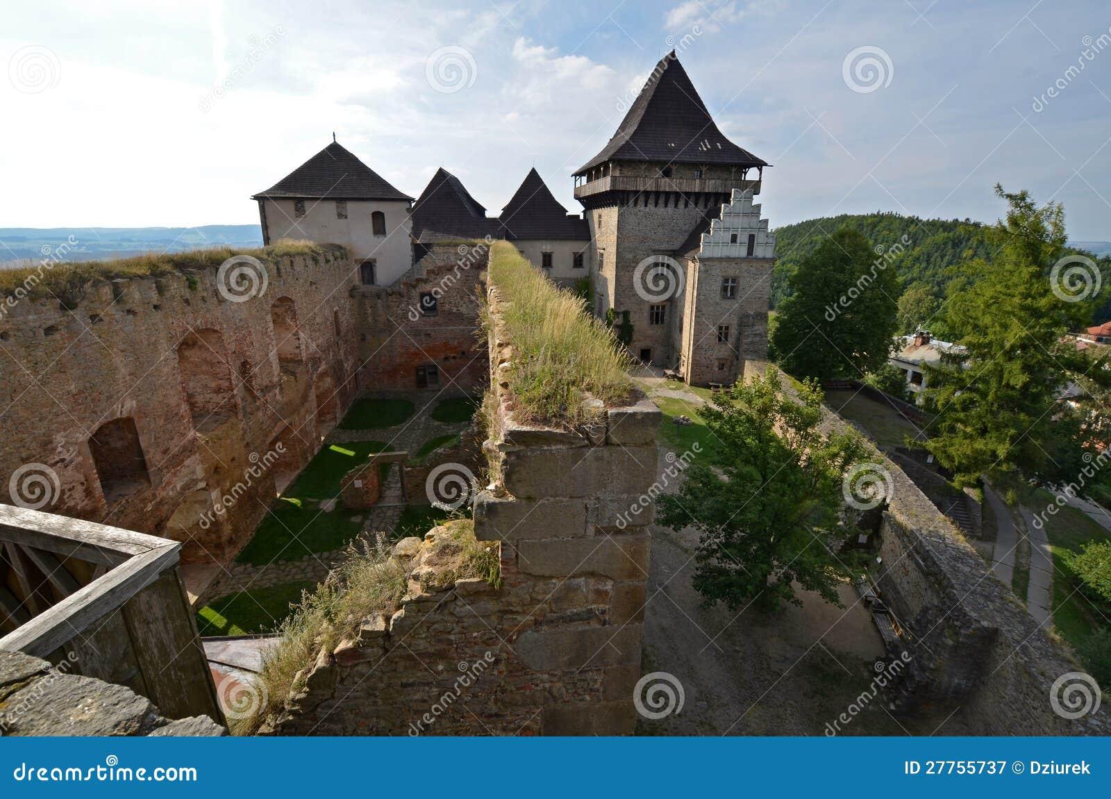 Château Lipnice NAD Sazavou