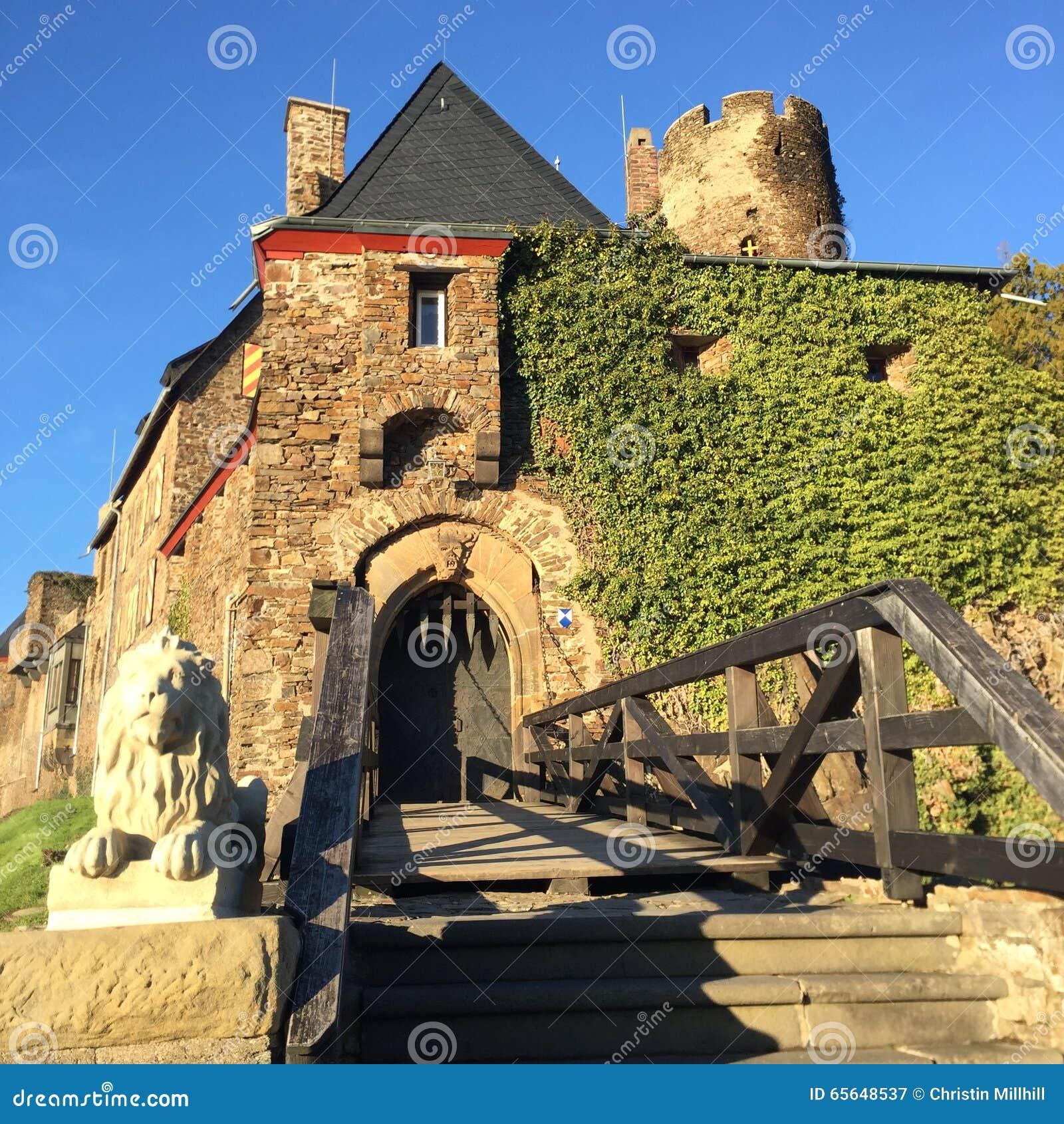 Château Thorens près de Coblence Allemagne