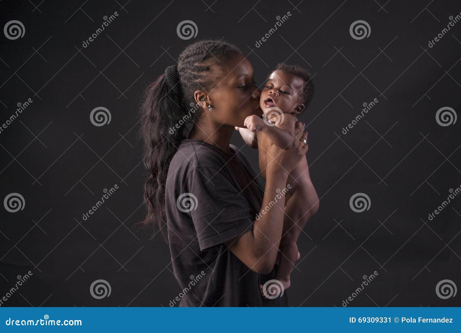 Chéri et mère