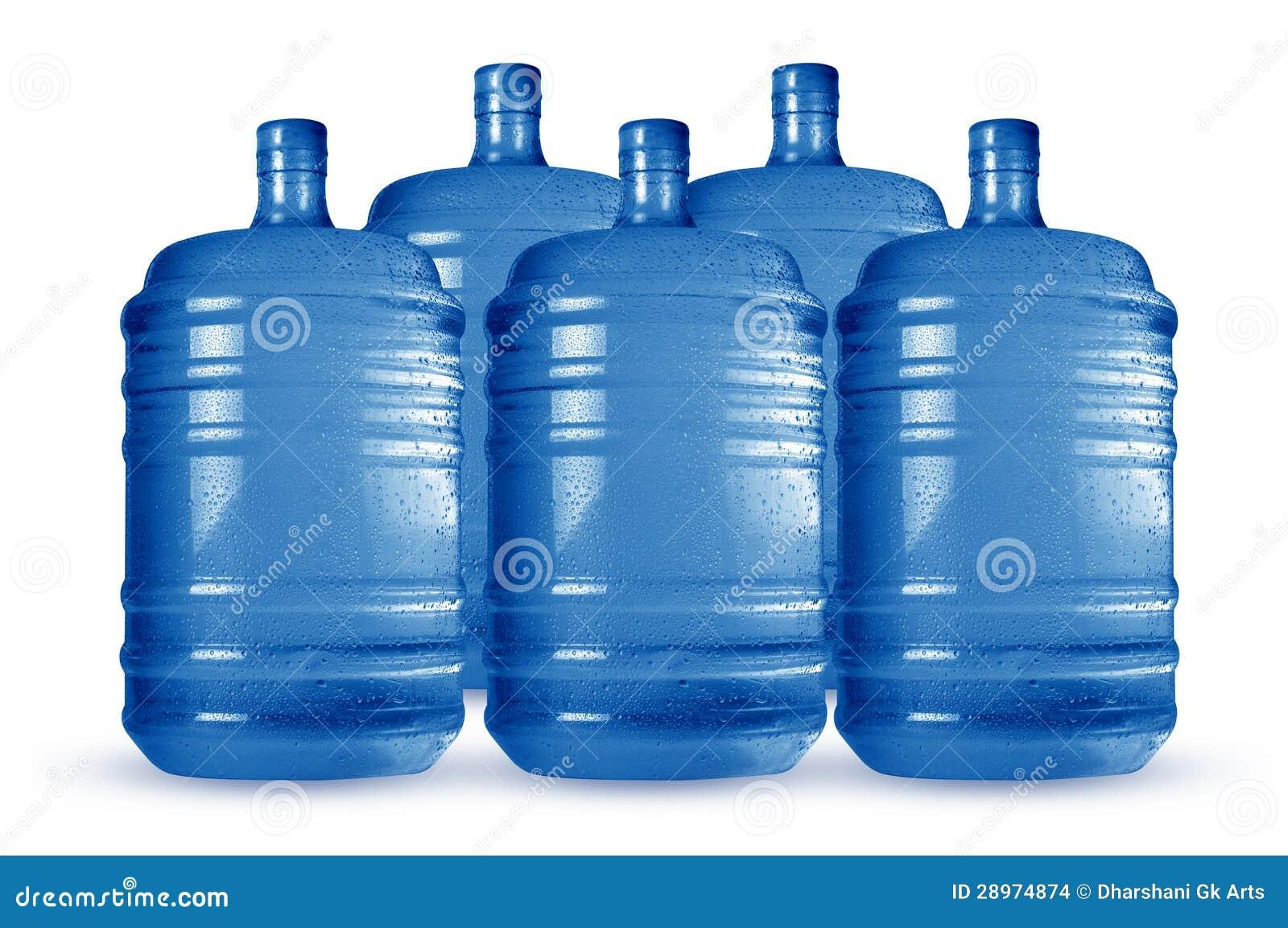 Chłodniczej wody puszki
