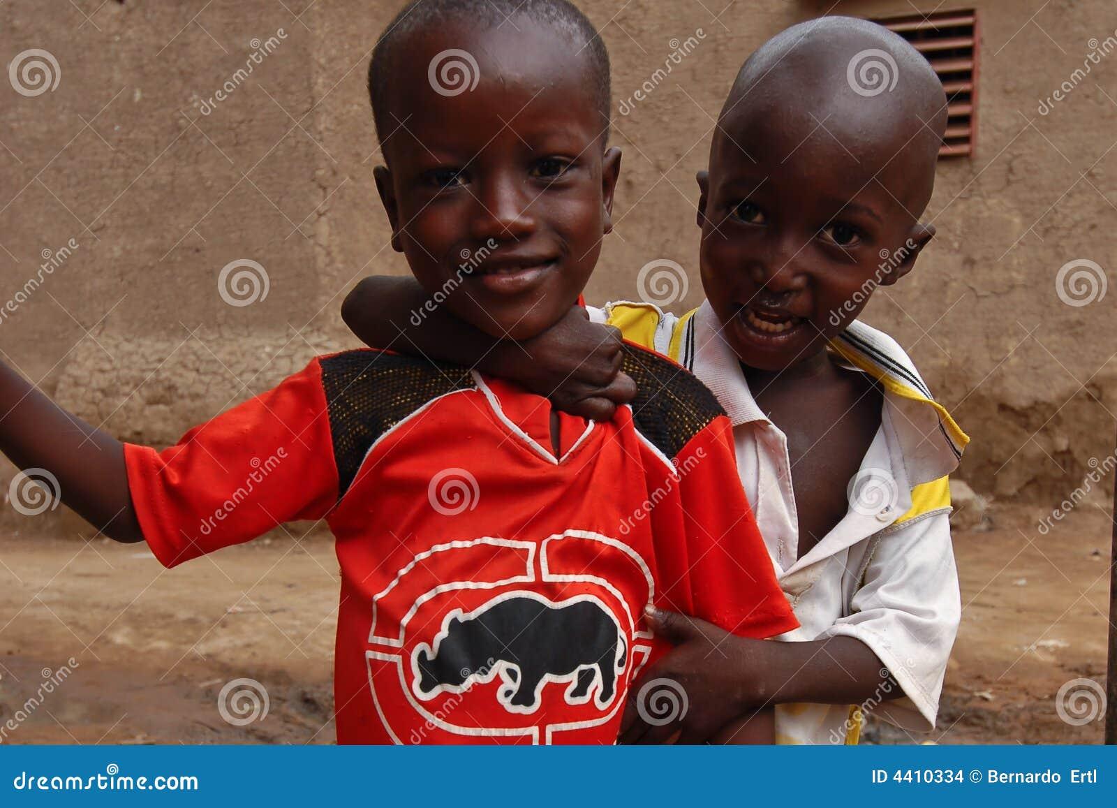 Chłopcy afryki 2