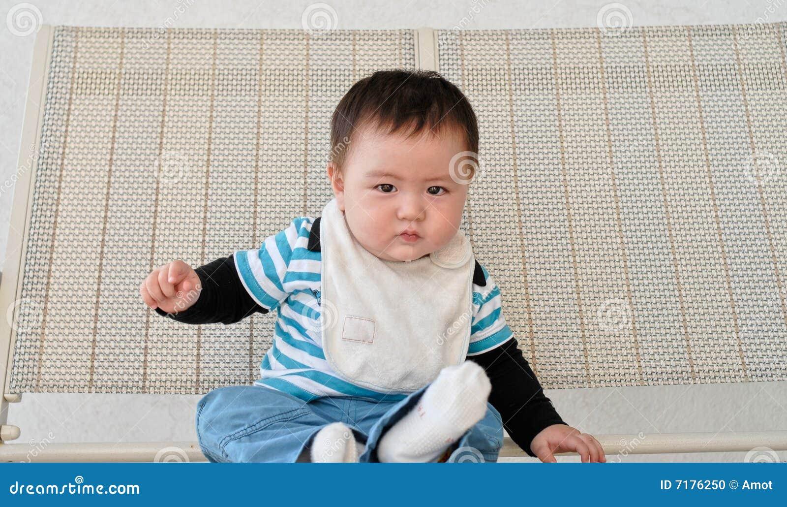 Chłopiec chińczyk