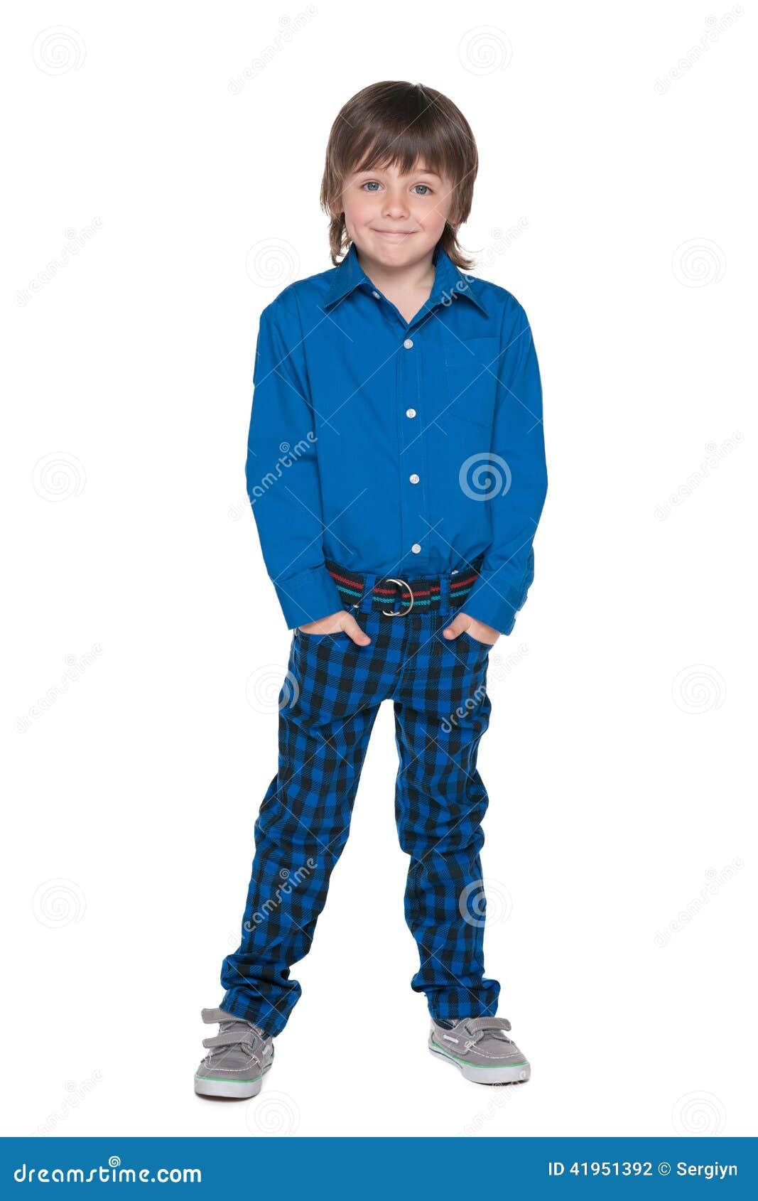 Chłopiec mody mały ja target3590_0_